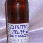 Extreem-Relief-Massage-Oil with Lavender and Emu Oil