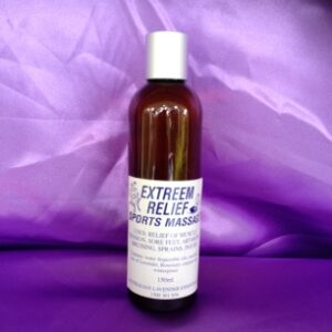Massage Sports Oil Extreem Relief
