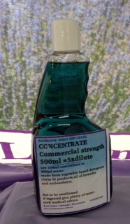 Bathroom Cleaner and Concentrate